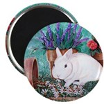 "Twinkie Bunny 2.25"" Magnet (10 pack)"