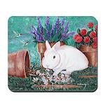 Twinkie Bunny Mousepad