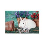 Twinkie Bunny Rectangle Magnet (10 pack)