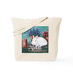Twinkie Bunny Tote Bag