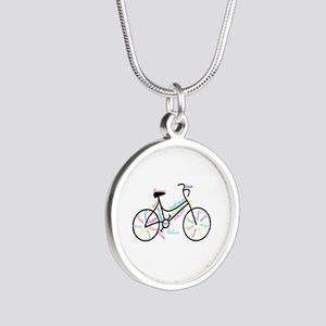 Motivational Words Bike Hobby or Sport Necklaces
