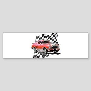 Mustang 1974 - 1978 Bumper Sticker
