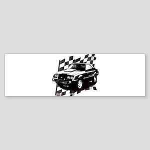 Mustang 1983 - 1984 Bumper Sticker