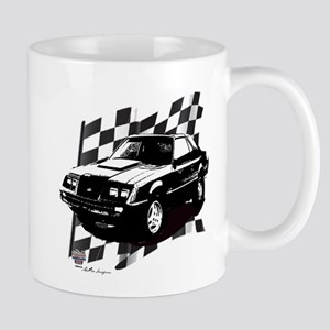 Mustang 1983 - 1984 Mug