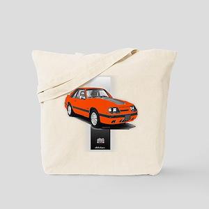 Mustang 1985 - 1986 Tote Bag