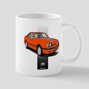 Mustang 1985 - 1986 Mug