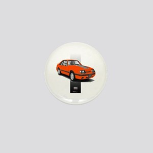 Mustang 1985 - 1986 Mini Button