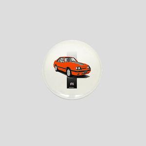 Mustang 1985 - 1986 Mini Button
