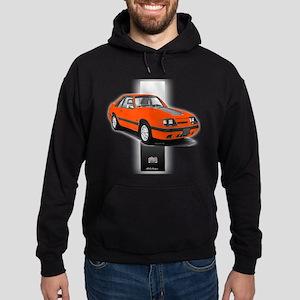 Mustang 1985 - 1986 Hoodie (dark)