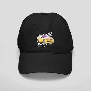 Mustang 1999 - 2004 Black Cap