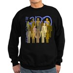 B'Yachad Diversity Sweatshirt (dark)