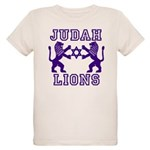 18 Lions of Judah Organic Kids T-Shirt
