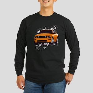 Mustang 2005 - 2009 Long Sleeve Dark T-Shirt