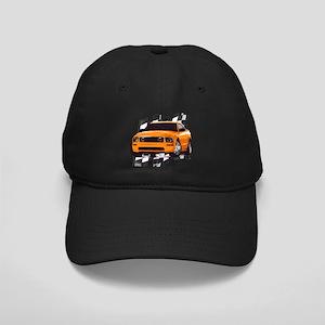 Mustang 2005 - 2009 Black Cap