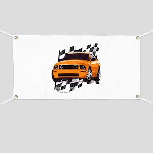 Mustang 2005 - 2009 Banner
