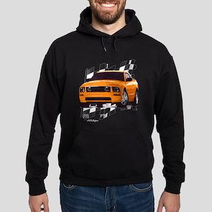 Mustang 2005 - 2009 Hoodie (dark)