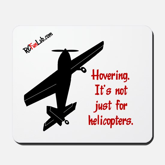 Hovering Mousepad