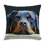 Rottweiler Everyday Pillow