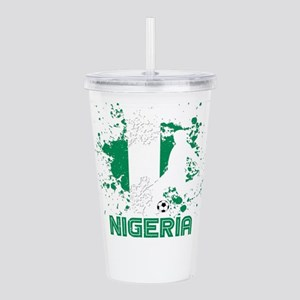 Football Worldcup Nige Acrylic Double-wall Tumbler