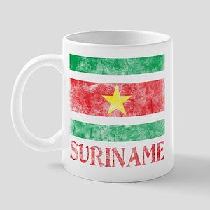 Vintage Suriname Mug