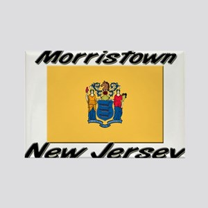 Morristown New Jersey Rectangle Magnet