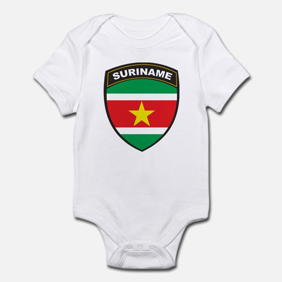 Suriname Infant Bodysuit