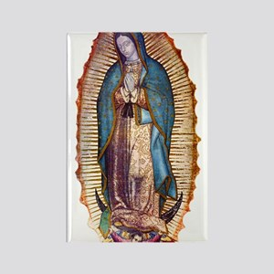 Our Lady of Guadalupe Rectangle Magnet