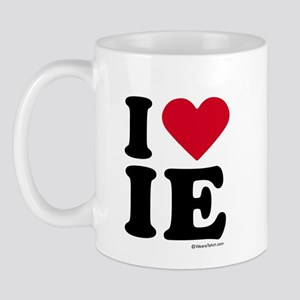 I Love the Inland Empire ~  Mug