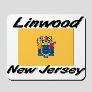 Linwood New Jersey Mousepad