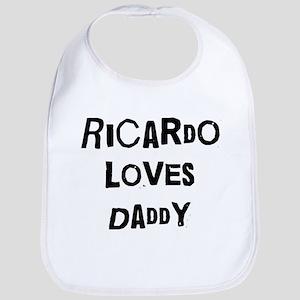Ricardo loves daddy Bib