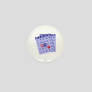 Bingo 24/7 Mini Button
