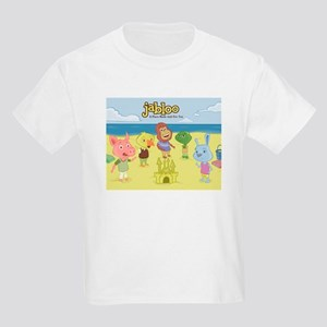 The Jabloo Crew! Kids Light T-Shirt