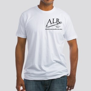 Image on BOTH Sides Fitted T-Shirt