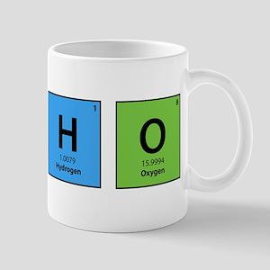 Au H2 O (Goldwater) Mug