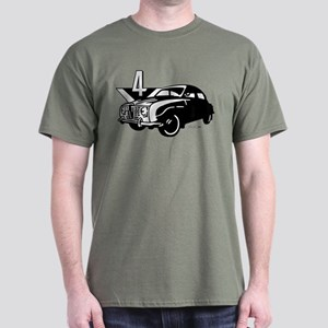 Classic Saab Dark T-Shirt