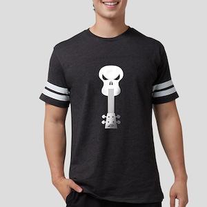 Skull Ukulele Women's Dark T-Shirt
