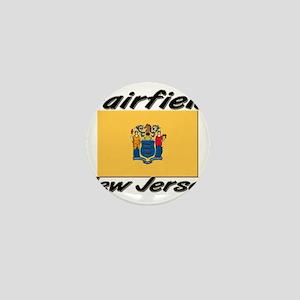 Fairfield New Jersey Mini Button