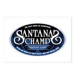 Santana's Champ' Postcards (Package of 8)