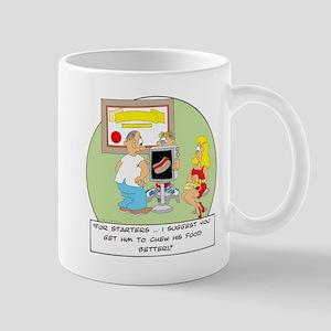 For srarters ... Isuggest you Mug