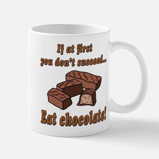 Eat Chocolate! Mug