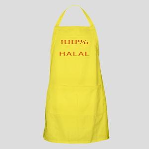 100 Percent Halal BBQ Apron