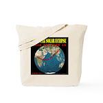 2010 Annular Solar Eclipse Tote Bag
