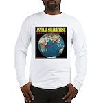 2010 Annular Solar Eclipse Long Sleeve T-Shirt