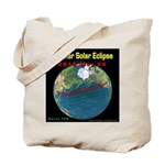 2012 Annular Solar Eclipse Tote Bag