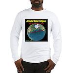 2012 Annular Solar Eclipse Long Sleeve T-Shirt