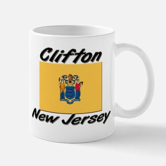 Clifton New Jersey Mug