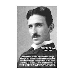 Nikola Tesla: Obsessive Emotions of Scientist