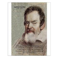 Galileo Galilei: Error Conforming Society Poster