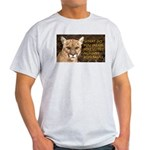 You Voted Against Ron Paul? Light T-Shirt