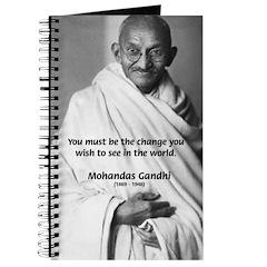 Loyalty to Cause: Gandhi Journal
